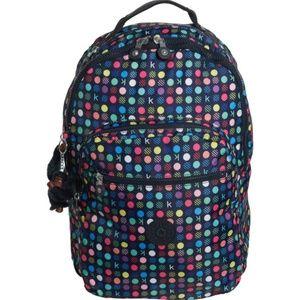 Kipling Seoul Printed Large Backpack
